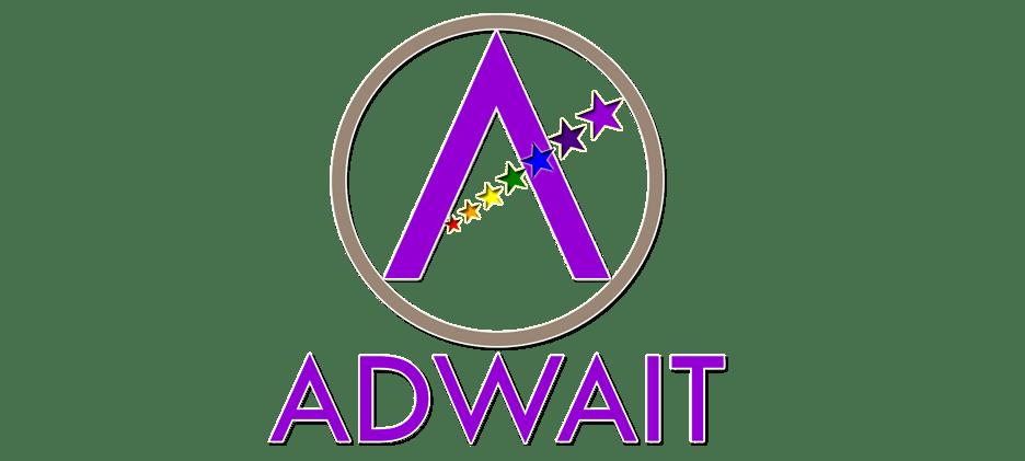 Adwait Yoga School Logo