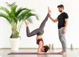 100 hour Yoga Teacher Training Course in Delhi India