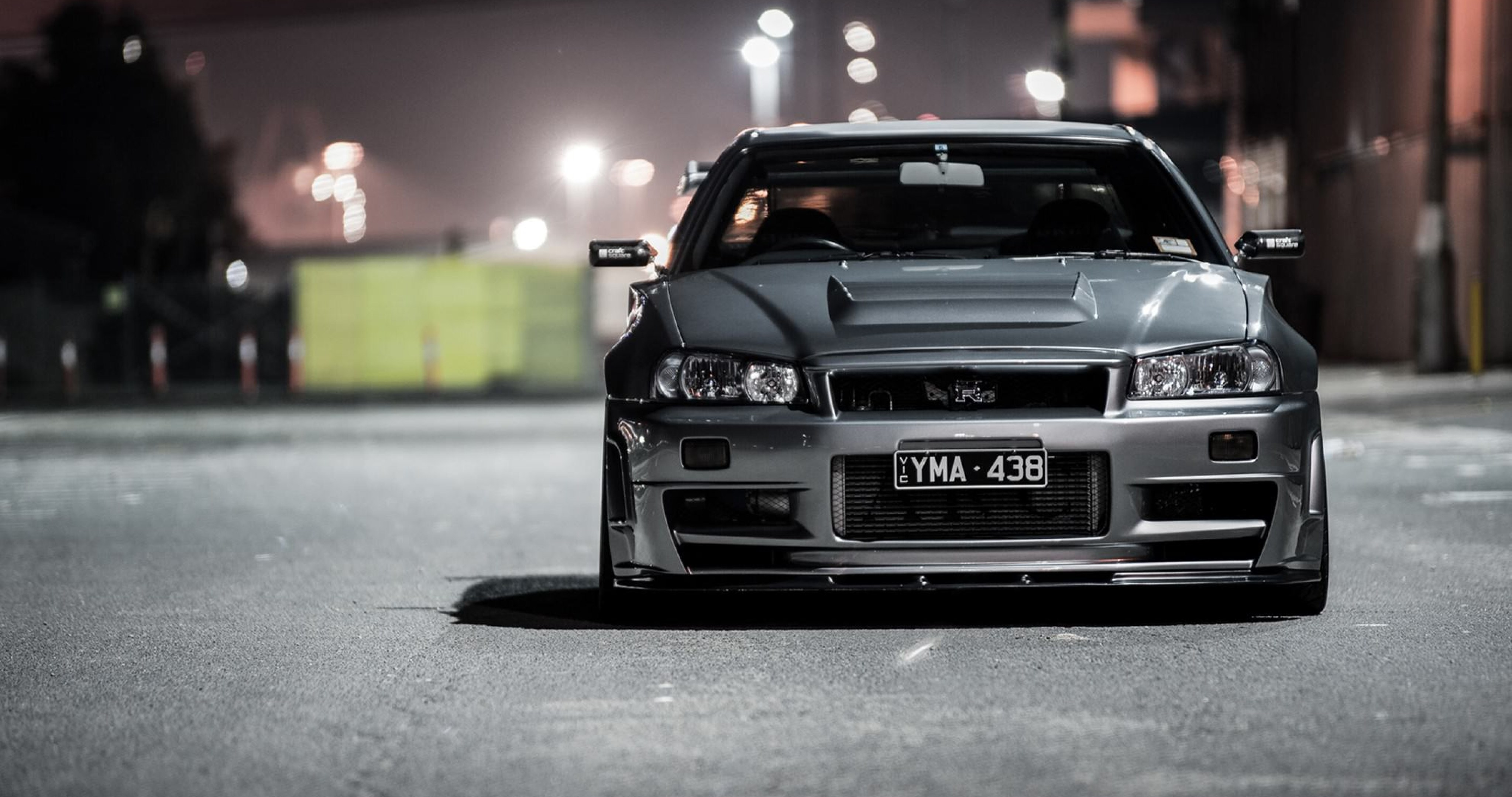 Nissan Skyline Gt R 4k Ultra Hd Wallpaper High Quality Walls