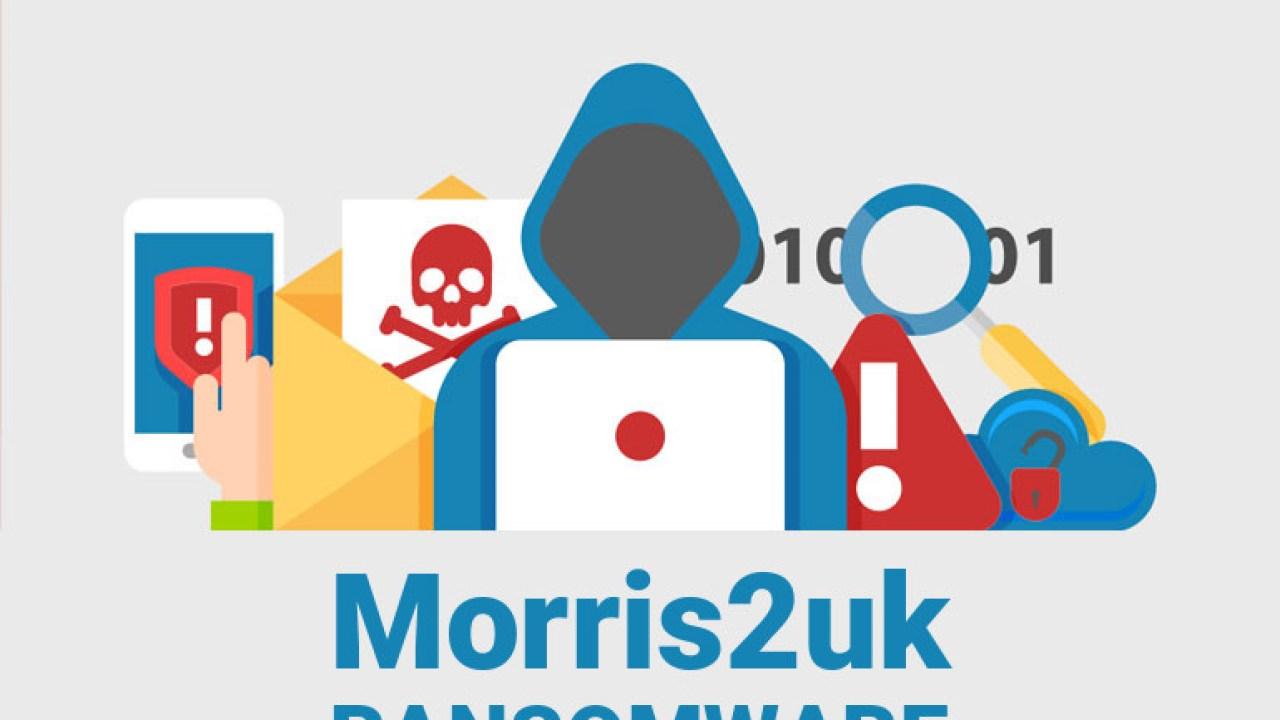 Morris2uk Virus Removal Guide (+Decrypt  info@morris2uk[dot