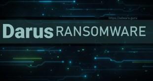 Darus Virus Removal Guide (+Decrypt .darus files) – DJVU Ransomware