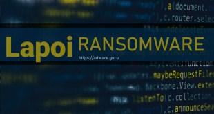 Lapoi Virus Removal Guide (+Decrypt .lapoi files) – DJVU Ransomware