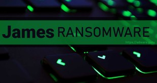 Remove James Virus – Zeropadypt Ransomware