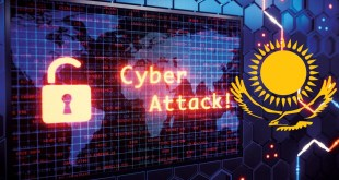 Cyberattacks on Kazakhstan companies and organizations