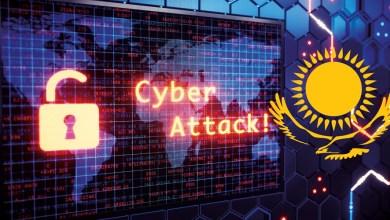 Cyberattacks on Kazakhstan companies and organizations
