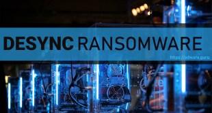 Remove DESYNC Virus (+Decrypt .DESYNC files) – DESYNC Ransomware
