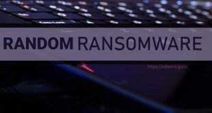 Remove RANDOM Virus (+Decrypt .RANDOM files) – Random Ransomware