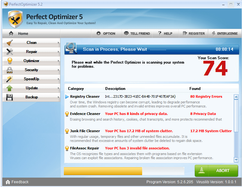 What is Perfect Optimizer?
