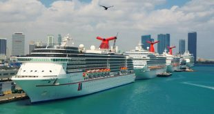 Carnival Corporation suffered from an attack