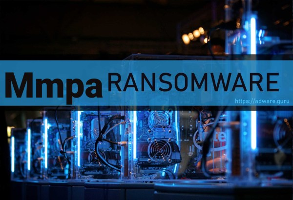 Mmpa Ransomware - encrypt files with .mmpa extension