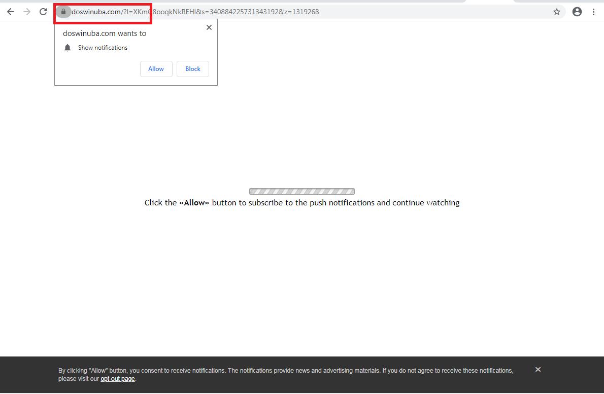 What is Doswinuba.com?
