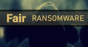 Remove Fair Virus (.fair Files Ransomware) – Makop Ransomware