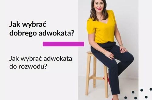 Zdjęcie ilustrujące artykuł: Jak wybrać dobrego adwokata? Jak wybrać adwokata do rozwodu? Na zdjęciu Aleksandra Wejdelek-Bziuk, adwokat Warszawa z kancelarii Praga Adwokaci.