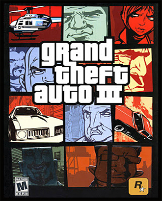 gta 3 - grand theft auto 3 pc