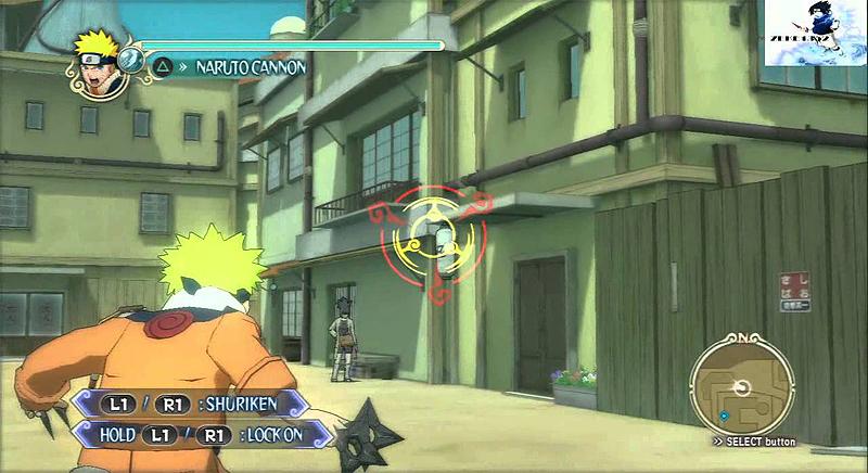 naruto ultimate ninja storm pc
