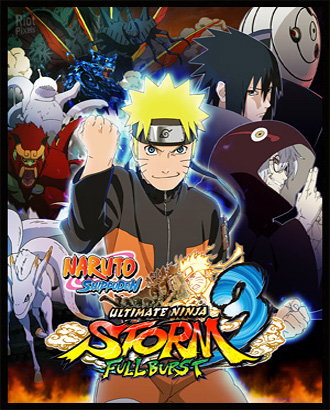 naruto ultimate ninja storm 3 full burst pc