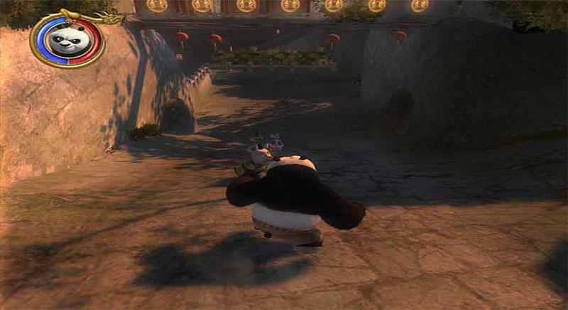 kung fu panda pc
