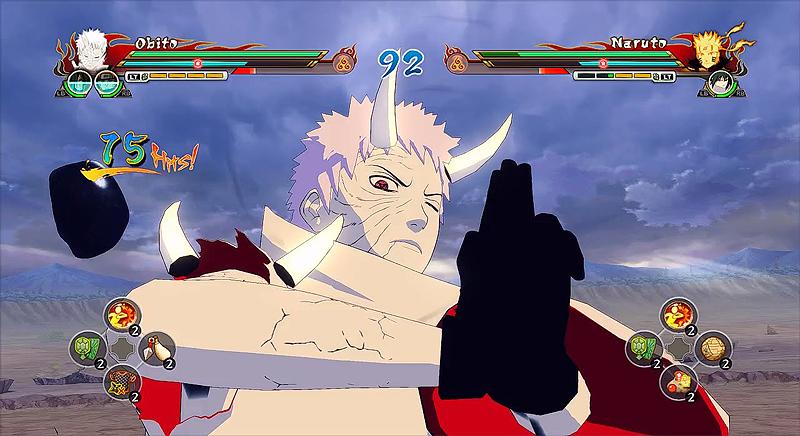 naruto ultimate ninja storm revolution pc img 3