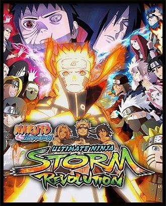 naruto ultimate ninja storm revolution pc