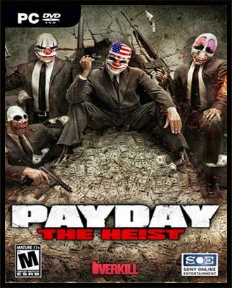 payday the heist pc