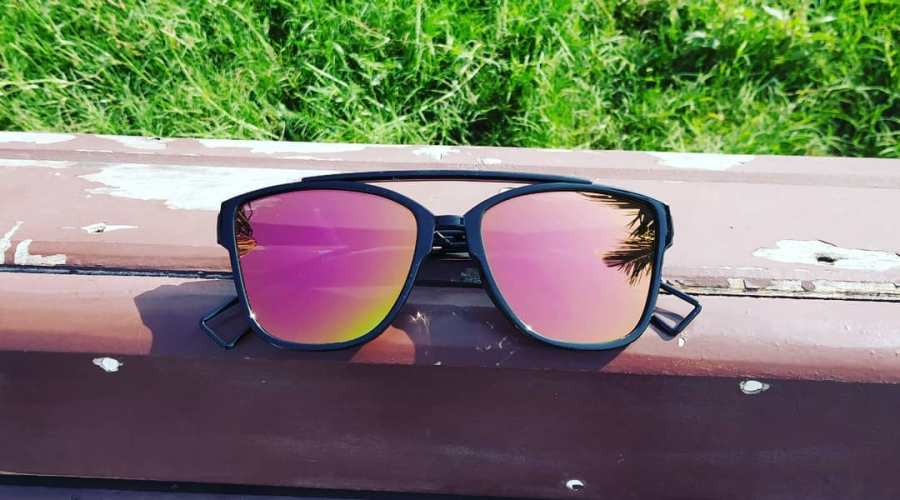 Ady Blaze Pink Mercury Sunglasses-118