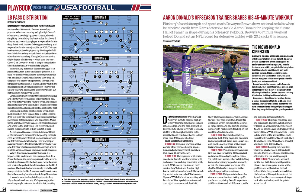 FNF Coaches Interior Spread