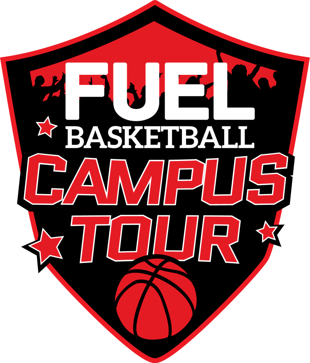 FUEL BK Campus Tour logo