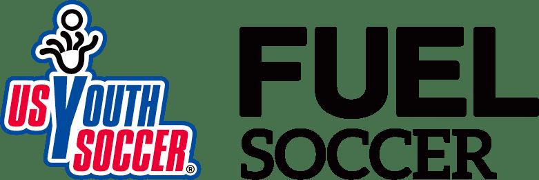FUEL Soccer USYS logo BLK
