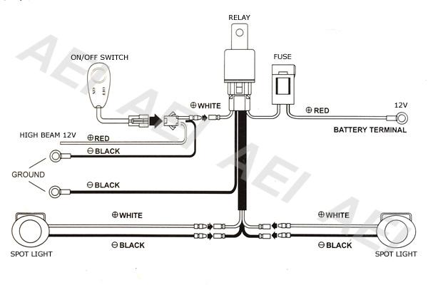 RelayTypeA2_600 spotlight wiring diagram negative switching spotlight wiring spotlight wiring diagram negative switching at soozxer.org