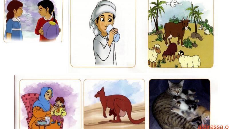 امتحان فى مادة التربية الإسلامية الفصل الاول الصف الاول