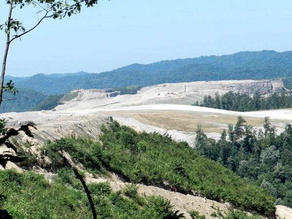 Camp branch mine