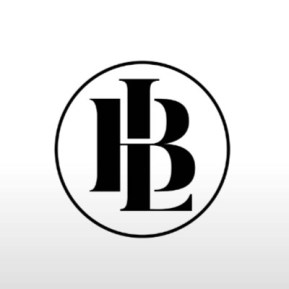 Logo of the series, whose first letters, B & L, are interwoven to form a sail setting off towards the new lands