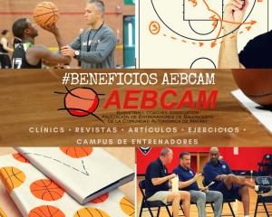 Ventajas del Asociado AEBCAM e inscripción