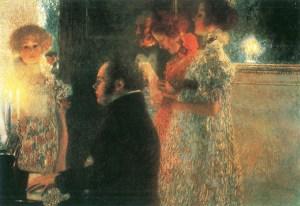 Schubert and the Princess