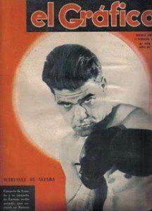 1938.-  Martinez Alfara (portaada El Grafico)