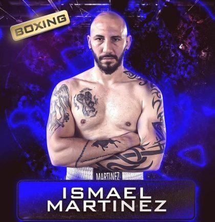 boxeo ismael martinez