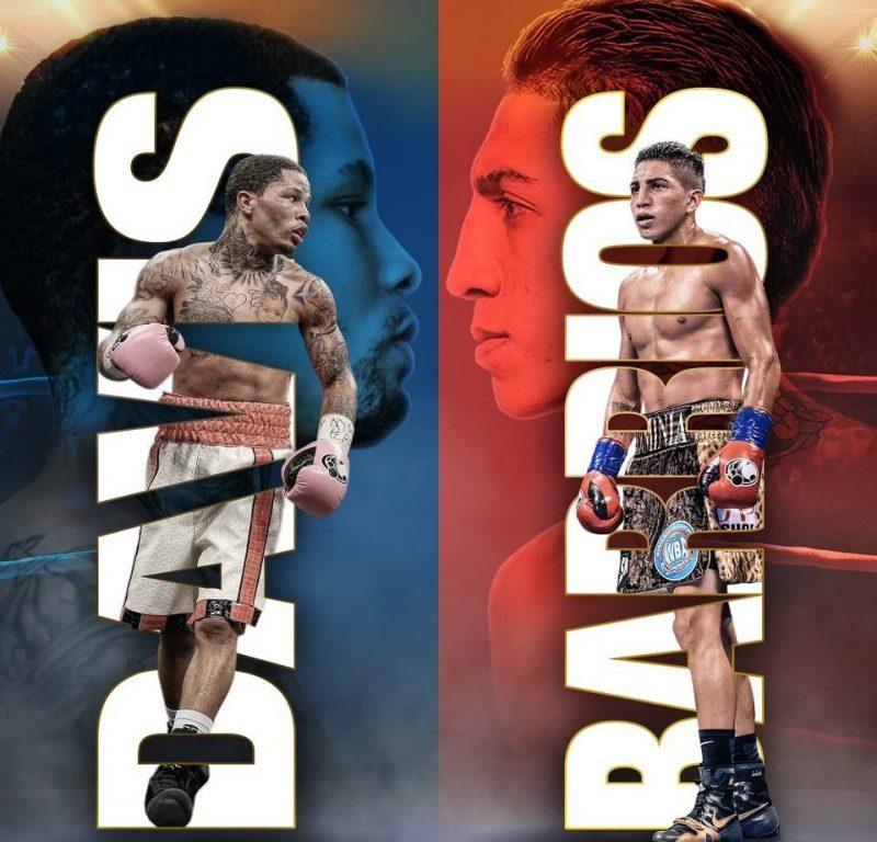 Gervonta Davis vs Mario Barrios - Campeonato mundial WBA Superligero -  AEBOX - Asociación española de boxeo