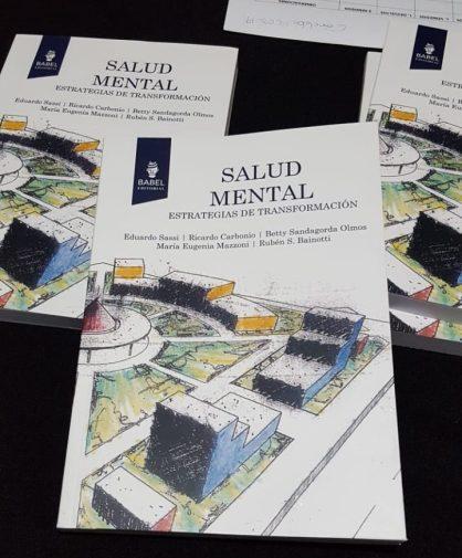 Presentación del Libro Salud Mental: Estrategias de transformación 5