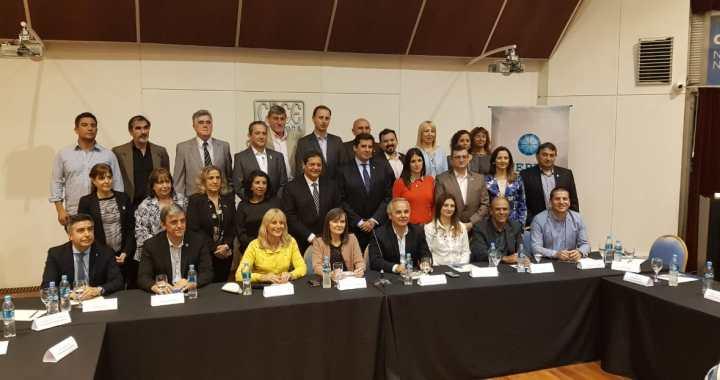 Ronda de prensa con los Presidentes de las Entidades Profesionales miembros de FEPUC