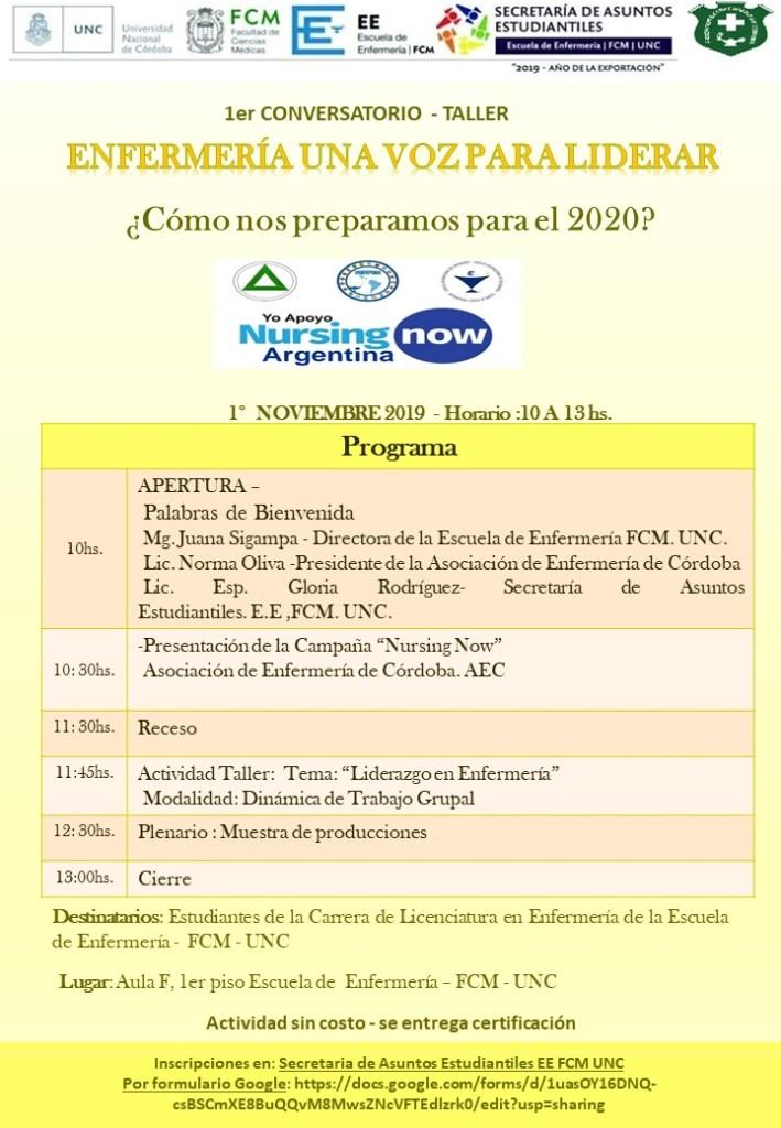 Nursing Now - Enfermería Ahora 3
