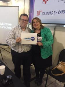 AEC EN LA 24ª JORNADA FEDERAL DE ENFERMERÍA - 27 de septiembre de 2019 en Centro Costa Salguero 28