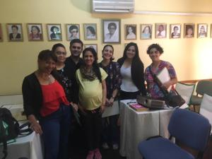 Primer Encuentro del Taller de Diversidad de Género y Enfermería - 28 /09 en AEC 6