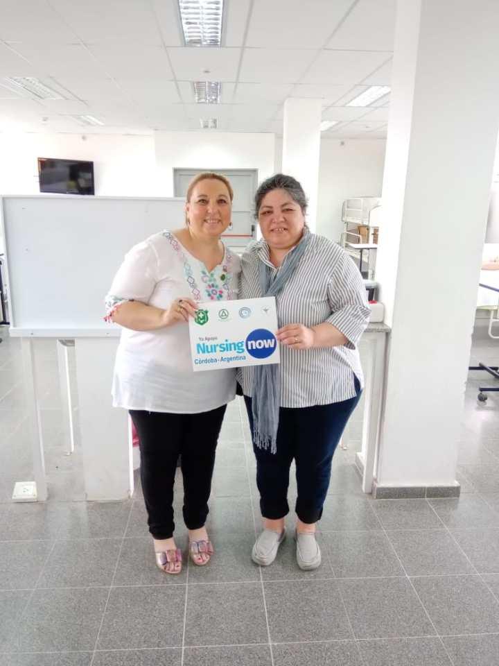 Nursing Now - Enfermería Ahora 32