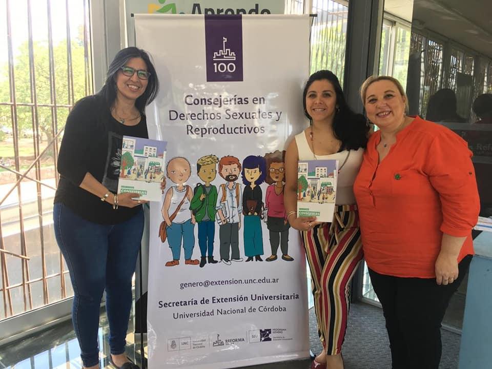 """Presentación del libro """"10 Años de Trabajo - Conserjería en Derechos Sexuales y Reproductivos en el Ámbito de la Salud Publica"""" 1"""