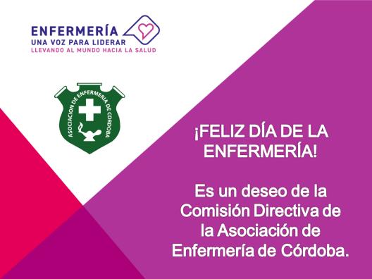 DÍA INTERNACIONAL DE LA ENFERMERÍA - Salutaciones y noticias 2