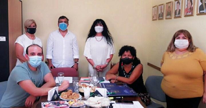 Importante Reunión con Referentes de Enfermería y el Legislador Diego Hak - Bloque Hacemos por Córdoba 3