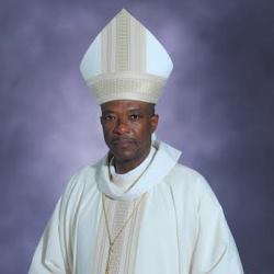 Archbishop Kenneth Richards