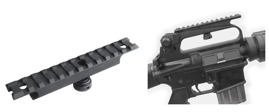 15 See Ar Scope Mounts Through