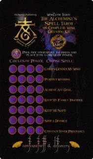 Alchemists Spell Tarot