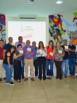Ex-aluno da Faciagra, Idario Santos emociona público em palestra realizada na noite dessa sexta-feira